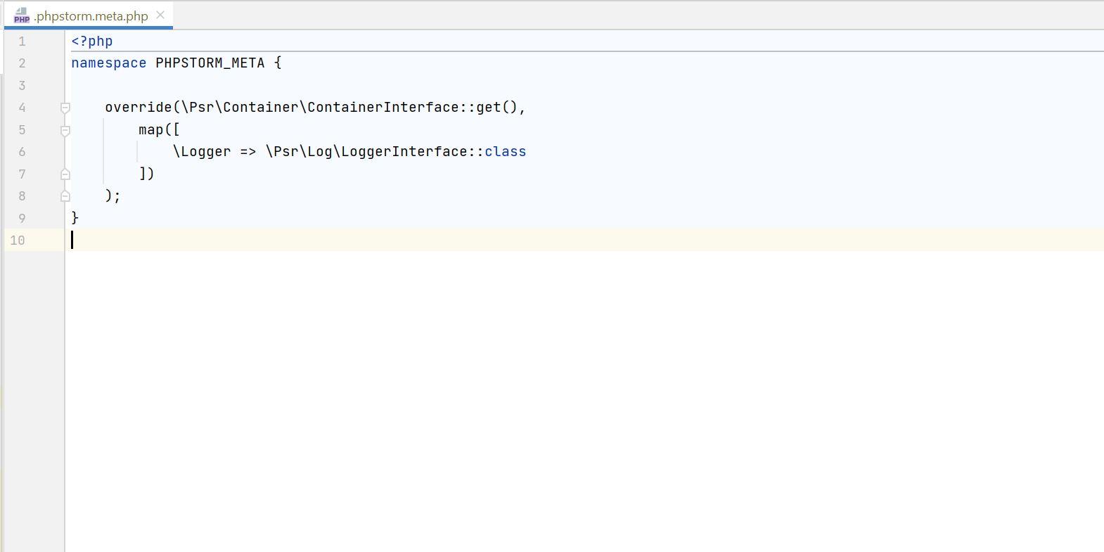 phpstorm-und-psr-11-container